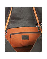 Furla - Brown Coffee Leather Messenger Bag for Men - Lyst