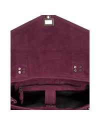 Proenza Schouler | Red Ps1 Medium Leather Satchel | Lyst