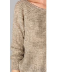 Club Monaco - Natural Amber Sweater - Lyst