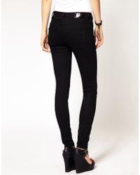 DIESEL | Black Roloise Skinny Jean | Lyst