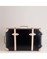 J.Crew - Black Globe-trotter® Centenary 30 Extra-deep Suitcase with Wheels for Men - Lyst