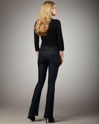 Joe's Jeans | Blue Visionaire Jordan High-waist Boot-cut Jeans | Lyst