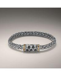 John Hardy | Metallic Small Bracelet | Lyst