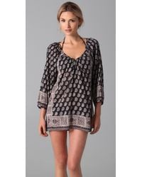 Joie - Black A La Plage Marci Tunic Cover Up - Lyst