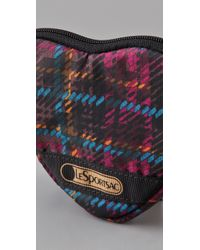 LeSportsac - Multicolor Boxed Heart Coin Pouch - Lyst