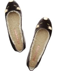 Marc By Marc Jacobs - Gray Velvet Mouse Slippers - Lyst