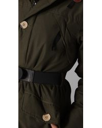 Penfield - Green Down Insulated Expedition Parka - Lyst