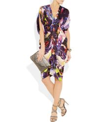 Zero + Maria Cornejo | Multicolor 'nanu' Shirt Dress | Lyst