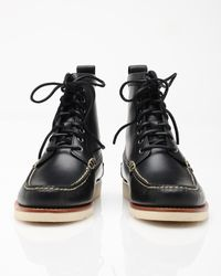 Eastland 1955 Edition - Black Sherman 1955 Leather Boot for Men - Lyst