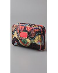 Marc By Marc Jacobs | Multicolor Pretty Nylon Printed Travel Cosmetic Case | Lyst