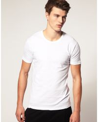 PUMA   White 2 Pack Crew Neck T Shirts for Men   Lyst