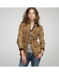 J.Crew | Natural Belstaff® Roadmaster Jacket | Lyst