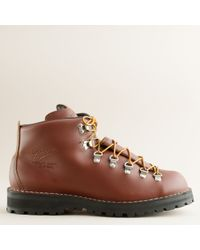 J.Crew | Brown Danner® Mountain Light Ii Hiking Boots for Men | Lyst