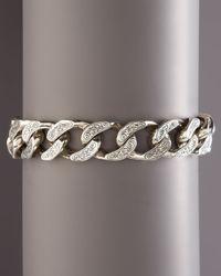 Konstantino | Gold Link Bracelet for Men | Lyst