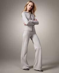 Twisted Heart - Gray Rock Fleur Jersey Pants - Lyst