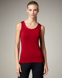 Wolford | Red Athens Tank | Lyst