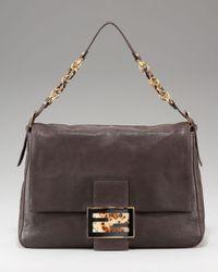 Fendi - Brown Forever Borsa Mamma Bag - Lyst