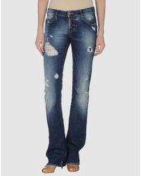 DSquared² - Blue Cool Girl Fit Jeans - Lyst