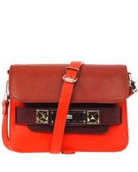 Proenza Schouler | Orange Ps11 Mini Classic Shoulder Bag | Lyst