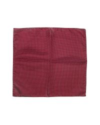 FORZIERI | Purple Mini Polkadot Twill Silk Pocket Square for Men | Lyst