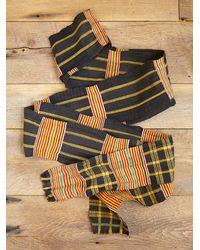 Free People - Multicolor Vintage Maasi Woven Belt Sash - Lyst
