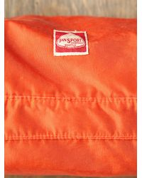 Free People - Orange Jansport Swinger - Lyst