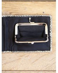 Free People | Metallic Vintage Chainmail Wallet | Lyst