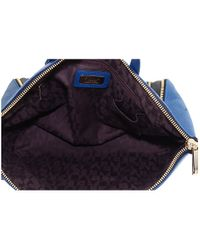 Furla | Blue Amazzone Shopper | Lyst