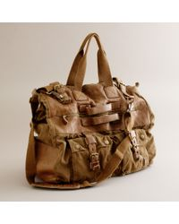 J.Crew | Brown Belstaff® Colonial Travel Bag for Men | Lyst