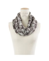 Madewell - Gray Puddlejump Circle Scarf - Lyst