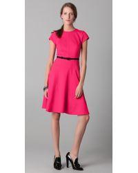 Nanette Lepore | Pink Baila Tango Dress | Lyst