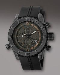 Brera Orologi | Sottomarino Diver Watch, Black for Men | Lyst