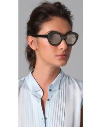 Elizabeth and James - Black Taylor Sunglasses - Lyst