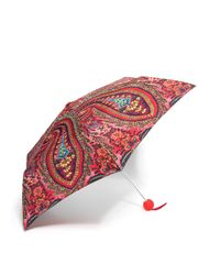 Mango | Red Touch - Ethnic Print Umbrella | Lyst