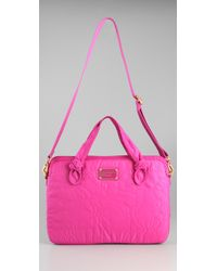 Marc By Marc Jacobs - Pink Pretty Nylon 15 Computer Commuter Case - Lyst