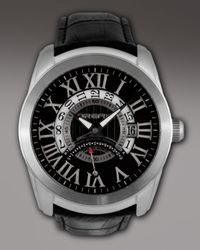 Orefici Watches   Black Classico World-time Watch for Men   Lyst
