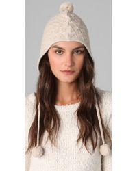 Rag & Bone - Natural Bronson Hat - Lyst