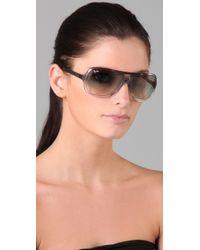 Ray-Ban | Multicolor Acetate Aviator Sunglasses | Lyst