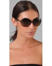 Tom Ford - Black Carla Sunglasses - Lyst