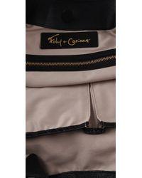 Foley + Corinna - Black Kat Shoulder Bag - Lyst