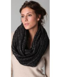 Marc By Marc Jacobs | Black Isadore Sweater Scarf | Lyst