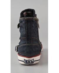 Ash - Blue Virgin Sneaker - Lyst