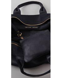Clare V. - Black Messenger Bag - Lyst