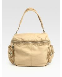 Alexander Wang | Natural Jane Square Bag In Toffee | Lyst