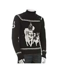 Gilded Age - Iditarod Sweater -black for Men - Lyst