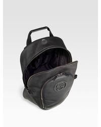 Gucci | Black Plus Backpack for Men | Lyst