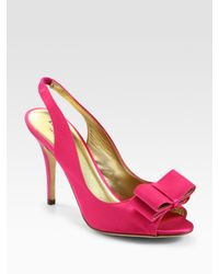 kate spade new york | Pink High Heel Shoes | Lyst