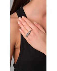 Made Her Think - Metallic Talon Knuckle Buster - Lyst