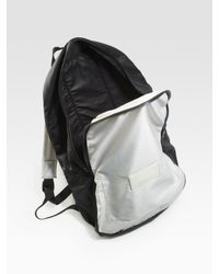 Marc By Marc Jacobs - White Packable Backpack for Men - Lyst