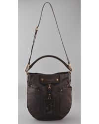 Marc By Marc Jacobs - Brown Preppy Nylon Hillier Hobo - Lyst
